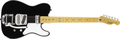 Squier Vintage Modified Cabronita Telecaster With Bigsby BLK
